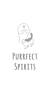 screenshot of Purrfect Spirits version 1.1.9