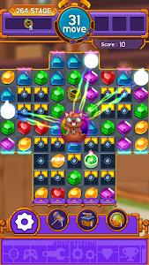 screenshot of Jewel Maker version 1.14.0