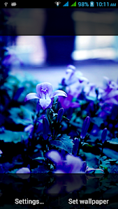 screenshot of 1047 Flowers Live Wallpapers version 6.4