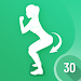 Download 30 Days Buttocks Workout For Women, Legs Workout 1.1.6 APK