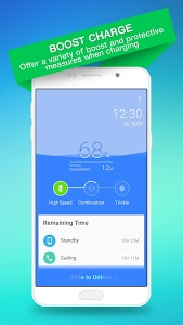 screenshot of 360 Battery - Battery Saver, Phone Cooler, Cleaner version 1.5.8.6451