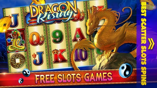 screenshot of Free Slots: 88 Fortunes - Vegas Casino Slot Games! version 3.2.30
