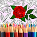 Adult Coloring: Flowers