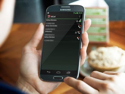 screenshot of All Call Recorder Automatic version 1.0