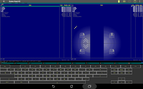 screenshot of Another Term Lite version MkIj