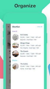 screenshot of Apartment List: Housing, Apt, and Property Rentals version 2.18.1