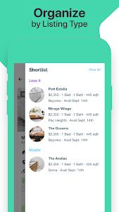 screenshot of Apartment List: Housing, Apt, and Property Rentals version 2.27