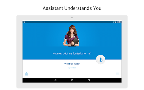 screenshot of Assistant – Your Voice Aide version 3.4.4