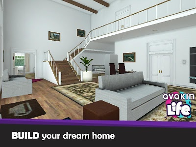 screenshot of Avakin Life - 3D virtual world version 1.010.000