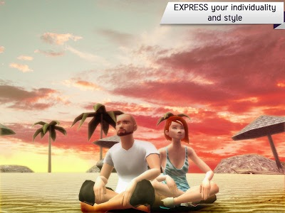 screenshot of Avakin Life version 1.005.002