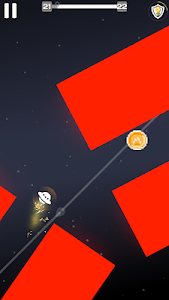 screenshot of Avoid The Red version 1.09