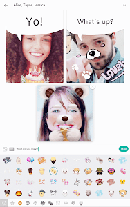 screenshot of B612 - Selfiegenic Camera version Varies with device