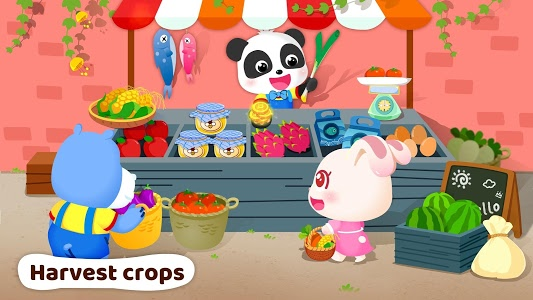 screenshot of Little Panda's Farm Story version 8.30.10.00