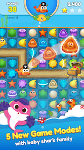 screenshot of Baby Shark Match: Ocean Jam version 1.1.4