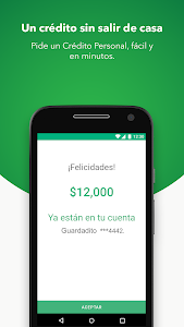 screenshot of Banco Azteca version 1.7.2