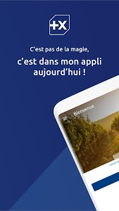 screenshot of Banque Populaire version 3.29.5