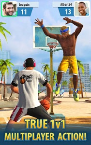 screenshot of Basketball Stars version 1.14.2