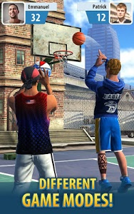 screenshot of Basketball Stars version 1.7.0