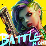 Cover Image of Download Battle Night: Cyberpunk-Idle RPG 1.4.18 APK