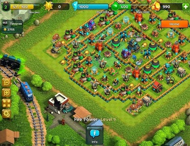 screenshot of Battle of Zombies: Clans War version Varies with device