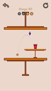 screenshot of Be a pong version 1.2.6