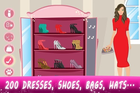screenshot of Become a Fashion Designer version 7
