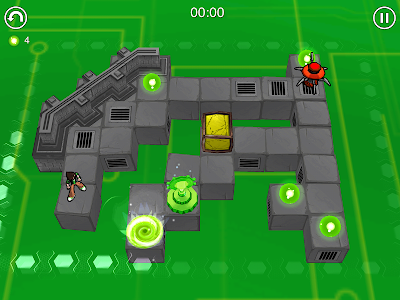 screenshot of Ben 10 Game Generator 4D Lite version Alligator 1.1.55