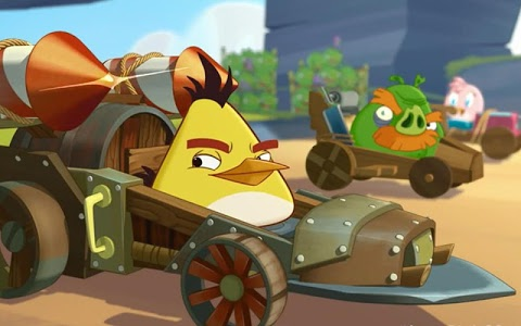 screenshot of Best Angry Birds Go! Guide version 2.0