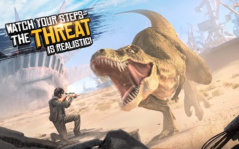 screenshot of Best Sniper Legacy: Dino Hunt & Shooter 3D version Varies with device
