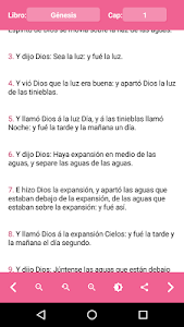 screenshot of Biblia para la Mujer version 1.0.1