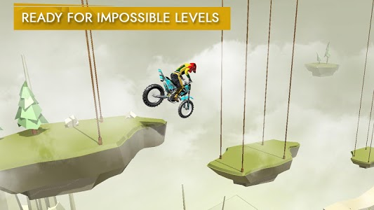 screenshot of Bike Race Stunt Master version 2.3