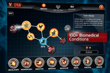 screenshot of Bio Inc - Biomedical Plague and rebel doctors. version 2.912