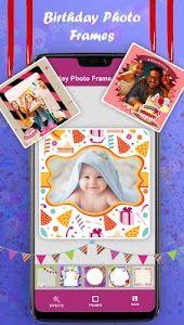 screenshot of Birthday Song With Name, Birthday Wishes Maker version 1.0