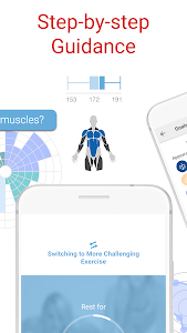 screenshot of BodBot Personal Trainer:Workout&FitnessCoach version 5.165