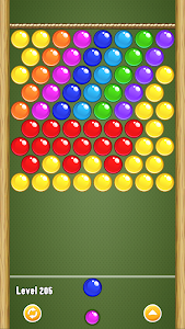 screenshot of Bubble Shooter version 300.4.7