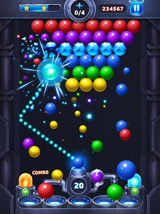 screenshot of Bubble Shooter - Classic Pop version 1.0.12