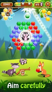 screenshot of Bubble Shooter Rescue version 1.06