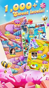 screenshot of Candy Charming - 2019 Match 3 Puzzle Free Games version 9.2.3051