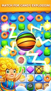 screenshot of Candy Charming version 3.5.3029