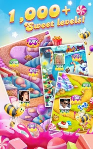 screenshot of Candy Charming - 2019 Match 3 Puzzle Free Games version 7.1.3051