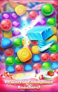 screenshot of Candy Charming-Match 3 Games & Free Puzzle Game version 6.3.3051