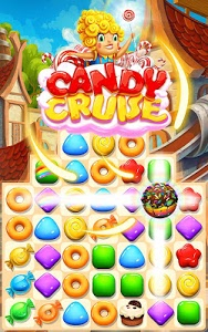 screenshot of Candy Cruise version 1.7.119