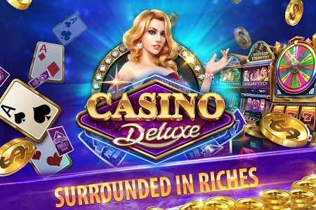 screenshot of Casino Deluxe - Free Slots & Vegas Games version 1.7.15