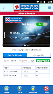 screenshot of Cent Mobile version 4.5