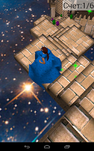 screenshot of Cinderella 3D. Road to Castle. version 1.15