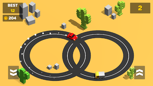 screenshot of Circle Rush version 1.0