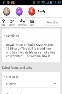 screenshot of ClassAdLister for Craigslist/eBay/Mercari/More version 10.33