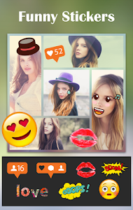 screenshot of Photo Collage Pro version 1.29