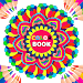 Color Stylish Book : Coloring Mandala for Adults