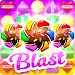 Cookie Blast - funny match-3 game